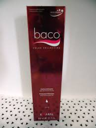kaaral baco hair color 3 5 oz 7 62 violet red blonde permanent professional dye