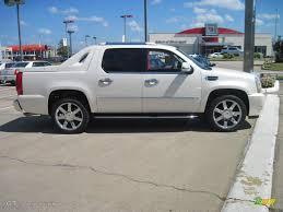 2007 White Diamond Cadillac Escalade EXT AWD #28659597 Photo #4 ...