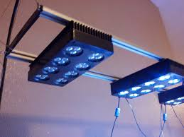 led lighting diy. how to do it yourself light fixture hydra saltwater reef tank nanobig tanks led lighting stand youtube led lighting diy