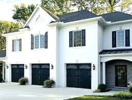 gray house black door black house white trim white house black windows how to paint a gray house black door