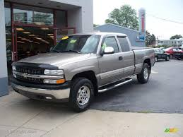 1999 Light Pewter Metallic Chevrolet Silverado 1500 LS Z71 ...