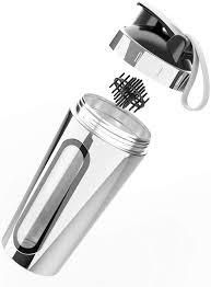 JAY Stainless Steel Metal <b>BPA</b>-<b>Free</b>, <b>Leak Proof</b>, <b>Shaker</b> Bottle ...