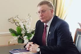 Интервью с ректором ЮУрГУ Александром Шестаковым о науке  Александр Шестаков