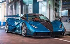 Фотографии автомобилей <b>Пагани</b>. Фото и обои <b>Pagani</b>. VERcity