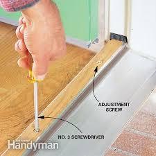 installing exterior door sill plate. exterior door footplate \u0026 cleaning aluminum threshold on door-shop- door-threshold.jpg installing sill plate h