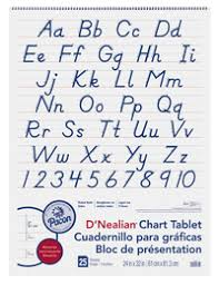 Chart Tablets Chart Tablet Supplies From School Specialty