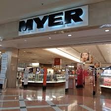 photos at myer department in