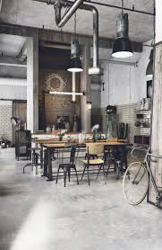 industrial office decor. Elegant Industrial Chic Office Decor 10 O