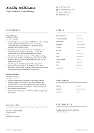 Free Resume Template 4 Wozber