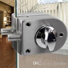 stainless steel security door lock safe latch european style glass door handles privacy door keyless lock knobs canada 2019 from grehome
