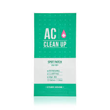 <b>Точечные патчи</b> от воспалений и <b>акне</b> Etude House AC Clean Up ...