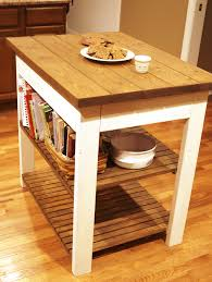 diy kitchen island woodworking plan