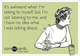 Image result for talking to myself