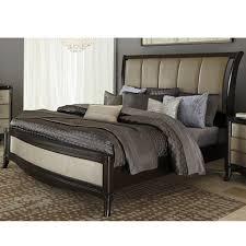 Thomasville Bedroom Furniture | Upholstered King Size Sleigh Beds |  Upholstered Sleigh Bed