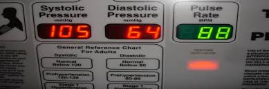 Heart Systolic And Diastolic Chart Systolic Vs Diastolic Blood Pressure Difference And
