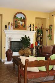 rustic mexican living room mexican decor