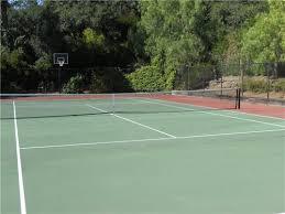 Cost To Build A Tennis Court  Sport Court Of MassachusettsBackyard Tennis Court Cost