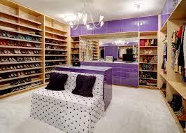 girly walk in closet design. Interior: Big Walk In Closet New Furniture Design With U Shaped Designed Regarding 27 From Girly