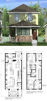 2 story house plans with basement luxury narrow two y house plans best narrow floor plans