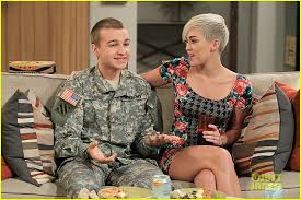miley cyrus new two and a half men shaved sides short hair miley cyrus new two and a half men shaved