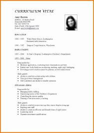 Std Resume Format Download Standard Resume Format Awesome The Awesome Standard Resume 18