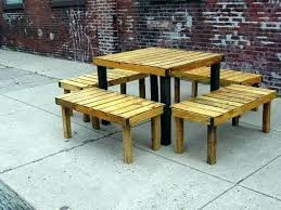 wood patio furniture plans. Pallet Garden Furniture Plans Wood Patio Medium Size Of Outdoor Table Wooden Free