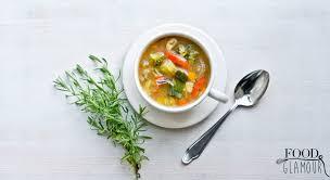 Groentesoep gezond recept