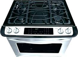 gas stove reviews gallery parts pilot light frigidaire range professional series replacement gall
