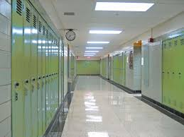 lighting for halls. School Halls And Corridors LED Lighting Solutions For