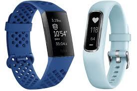 Garmin Vivosmart Hr Sizes Chart Garmin Vivosmart 4 Vs Fitbit Charge 3 Design Specs