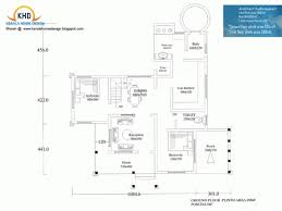 inspiring house plan and elevation sq ft kerala home design square