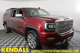 Pre-Owned 2017 GMC Sierra 1500 Denali Pickup Truck for Sale #NL6996A ...