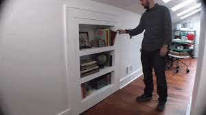 bookcase that s also a secret door