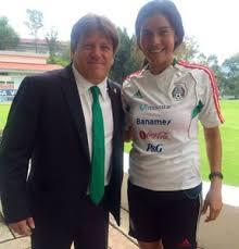 SVCA coach Amber Hernandez called into the Mexican Women Senior ...