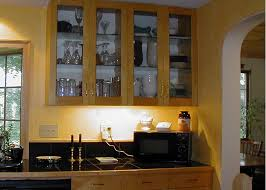 Glass Front Kitchen Cabinets Glass Front Kitchen Cabinets Pictures Tehranway Decoration