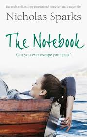 views and reviews book review~the notebook by nicholas sparks title the notebook author nicholas sparks publisher sphere publish date 2007 first published in 1996 isbn 978 0 7515 3891 5 pages 221