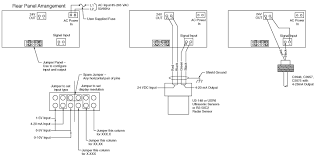 wiring diagrams for madison controllers and annunciators pd602 panel meter