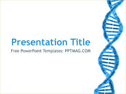 Powerpoint Theme Templates Free Templates Free Download Template Biology Powerpoint Ppt