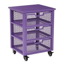 office rolling cart. delighful cart clayton purple rolling cart d to office