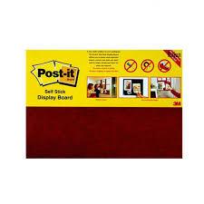 Post It Memo Board 3m Post It Notice Board 11 5 X 16 5 Inch