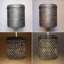 Diy Lamp Shades Cool Mr Kate Funky Upcycled Lamp Shades