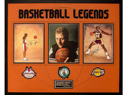 basket ball legends limited edition
