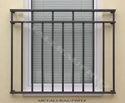 Metallbau Fritz Französischer Balkon 60