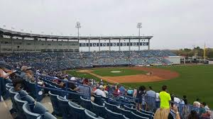 George M Steinbrenner Field Section 201 Row L Seat 5