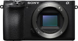 sony a6500. sony - alpha a6500 mirrorless camera (body only) front_zoom