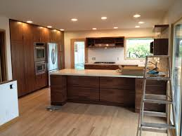 Black Walnut Kitchen Cabinets Minimalist Walnut Kitchen Cabinets On Stone Ridge Cabinets Black