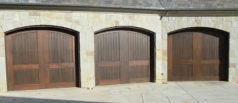 dark brown garage doorsCustom Garage Doors  Austin Garage Door Solutions