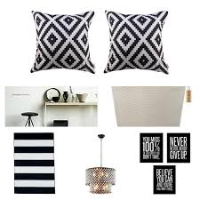 Home Decoration Accessories Wall Art Unique 32 Black And White Home Decor Pieces You'll Love Thirty Eighth Street