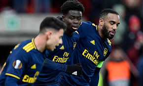Standard Liege 2-2 Arsenal - Europa League 2019/20: Live score and updates