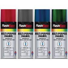 Plastikote Colour Chart Plastikote Multi Purpose Enamel Spray Paint Rapid Online
